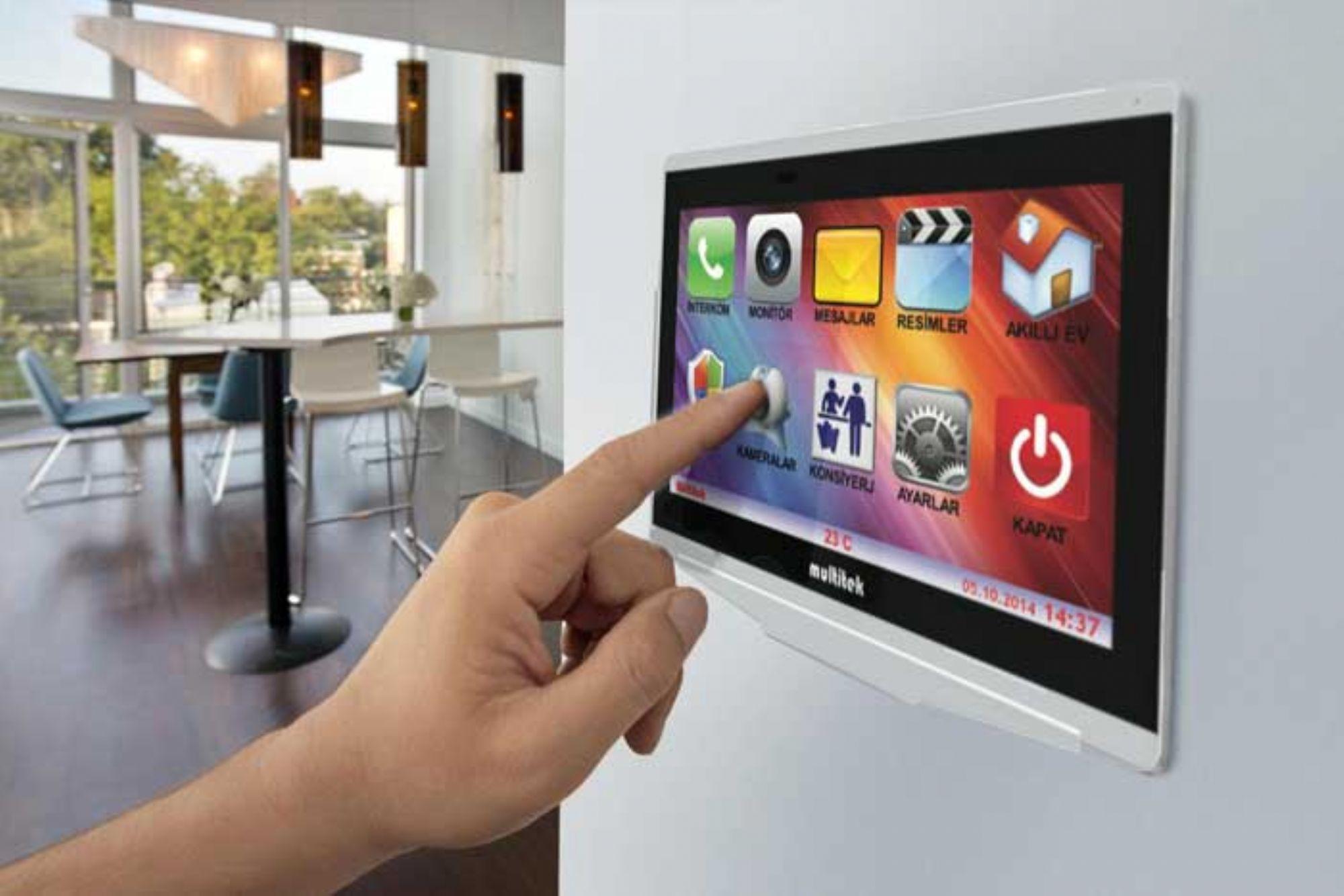 Akıllı Ev / Bina Otomasyonu